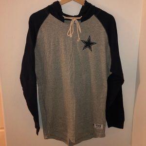 VS PINK Dallas Cowboys Logo Hoodie